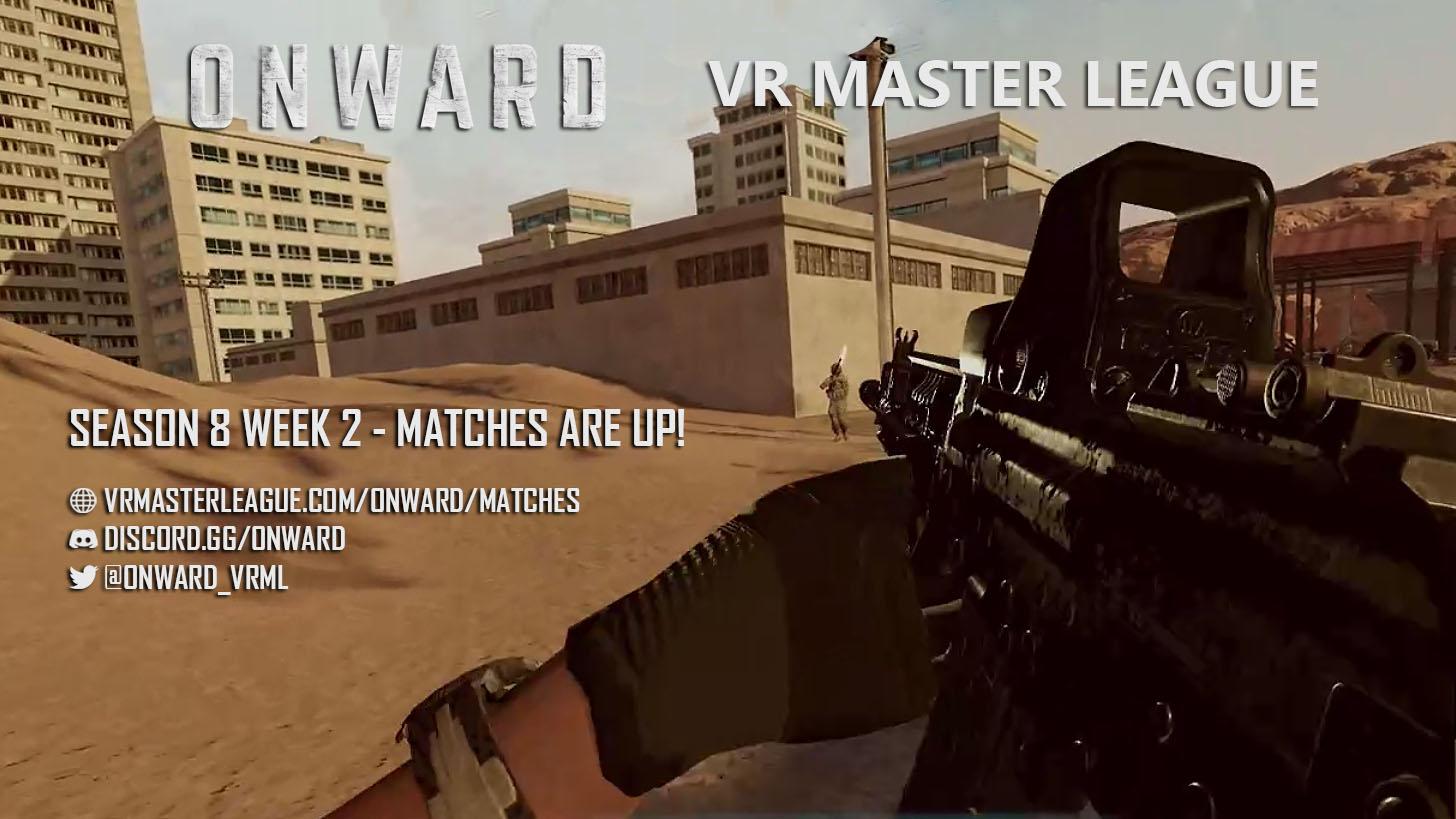 Onward - VR Master League - Esports